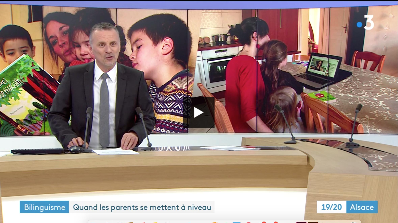 Bilinguisme : quand les parents se mettent à niveau
